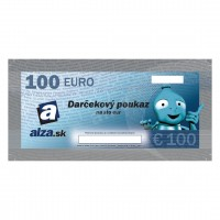 Nákup elektroniky ALZA 100€