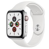 Smart hodinky APPLE WATCH 5 Silver