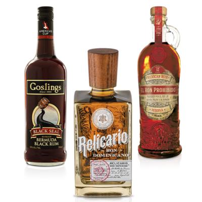 Set troch rumov